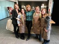 Por primera vez, tres jóvenes con síndrome de Down diseñarán un bolso de lujo