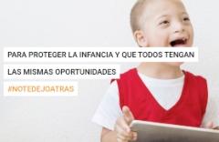 Fundación Inocente, Inocente impulsa el proyecto 'Puente digital' de DOWN ESPAÑA